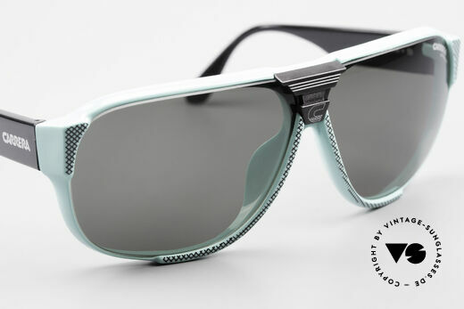 Carrera 5431 80's Vintage Sports Sunglasses, new old stock (like all our 80's Carrera sunnies), Made for Men