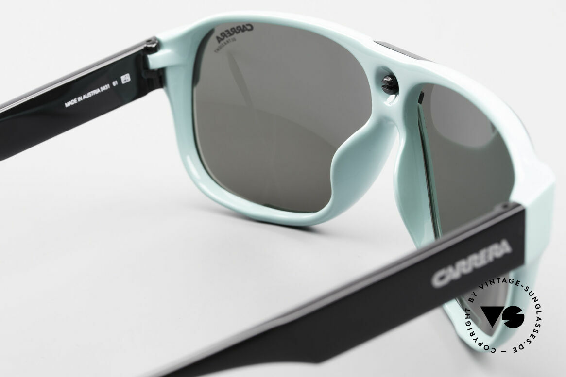 Carrera 5431 80's Vintage Sports Sunglasses, NO RETRO sunglasses; a rare vintage ORIGINAL, Made for Men