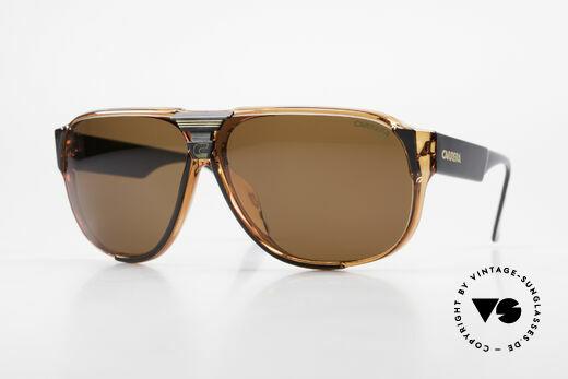 Carrera 5431 Men's 80's Sportsglasses Optyl Details