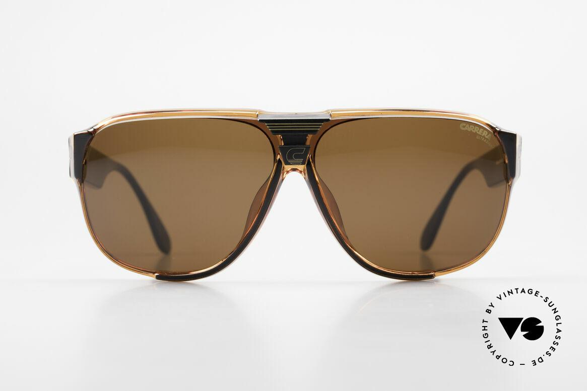 Carrera 5431 Men's 80's Sportsglasses Optyl, lightweight synthetic frame = OPTYL material!, Made for Men