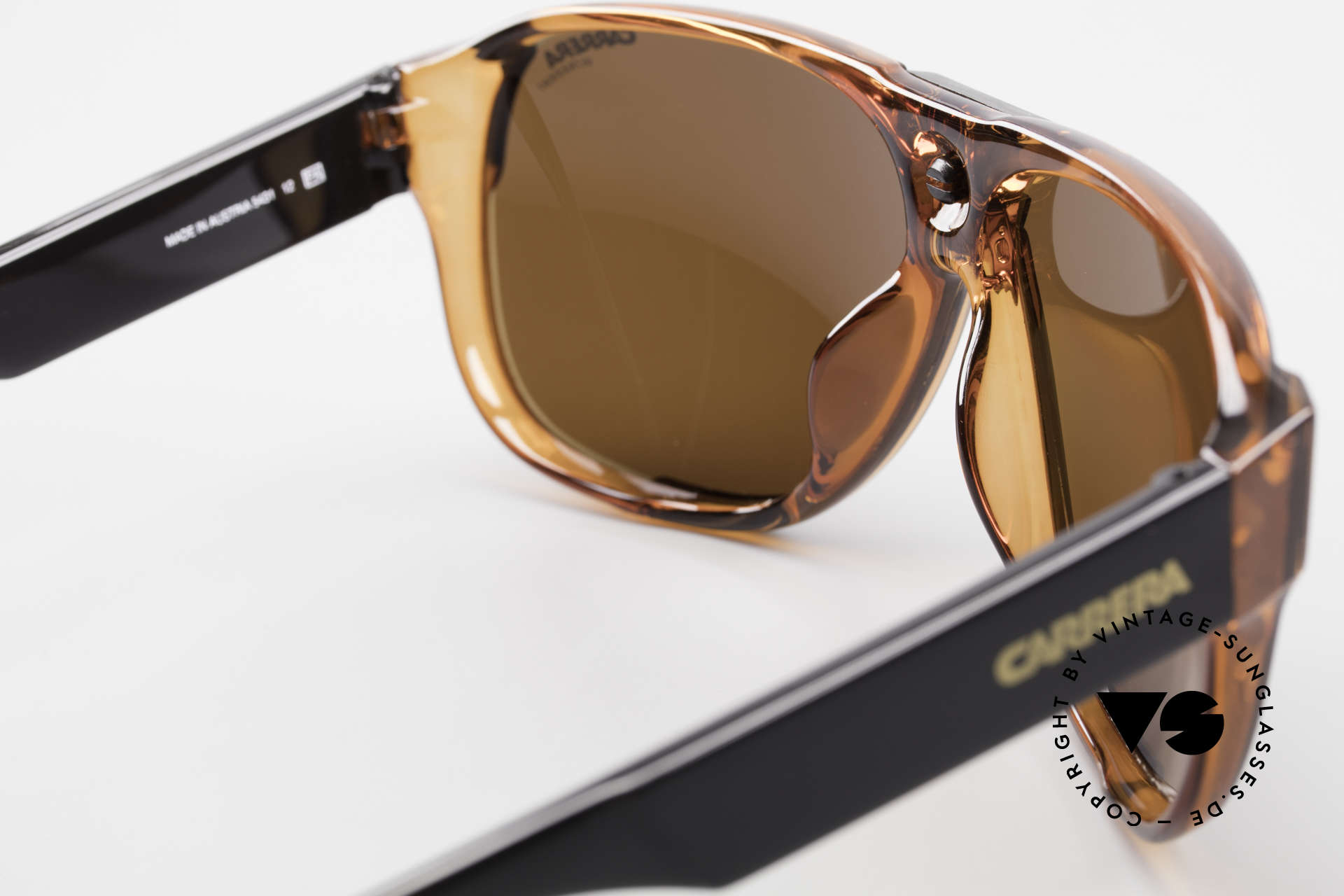 Carrera 5431 Men's 80's Sportsglasses Optyl, new old stock (like all our 80's Carrera sunnies), Made for Men