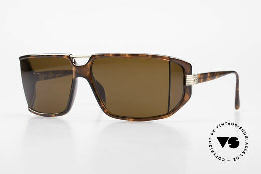 Christian Dior 2440 80's Monsieur Men's Shades Details