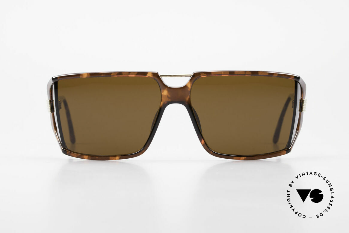 Christian Dior 2440 80's Monsieur Men's Shades, outstanding quality thanks to brilliant Optyl material, Made for Men