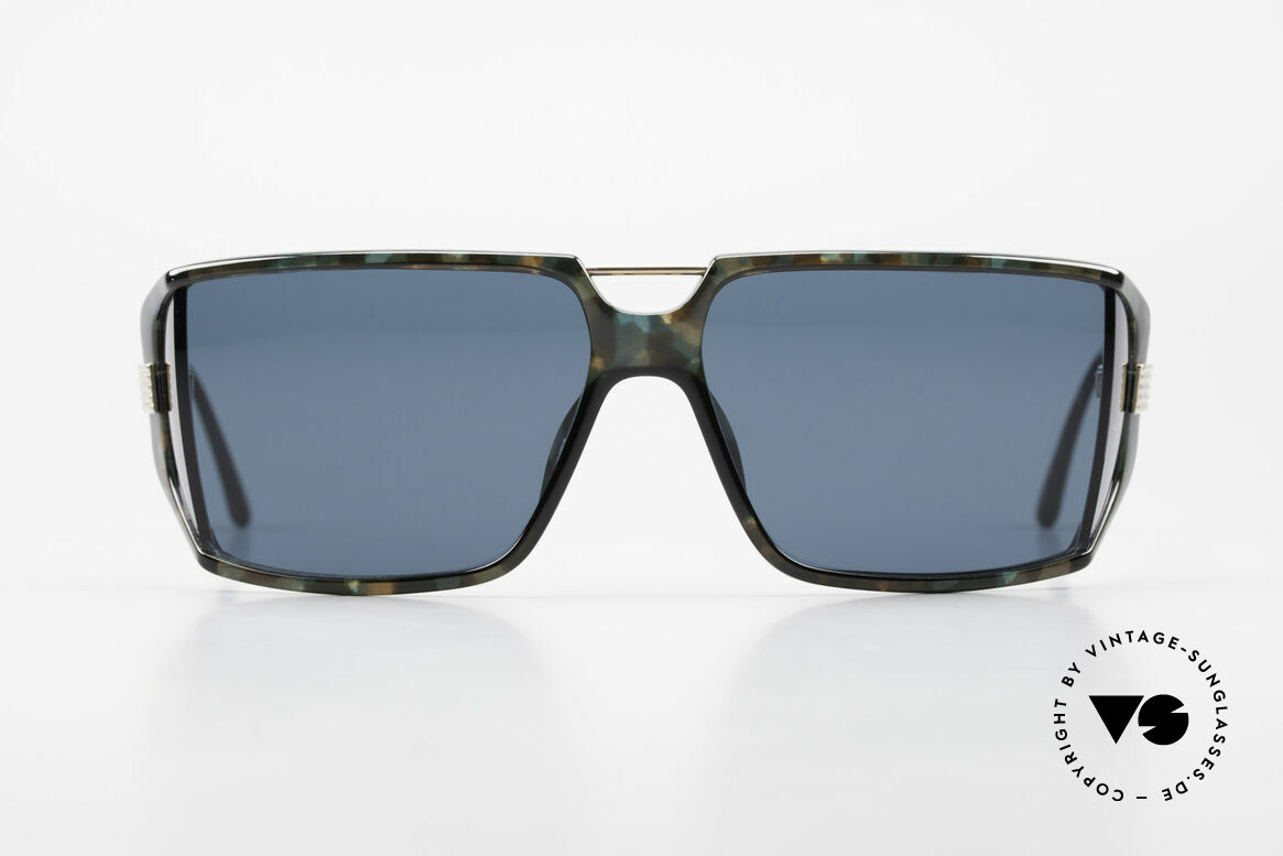 Christian Dior 2440 80's Monsieur Side Shield Mask, outstanding quality thanks to brilliant Optyl material, Made for Men