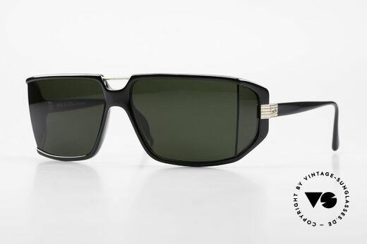 Christian Dior 2440 80's Dior Monsieur Sunglasses Details