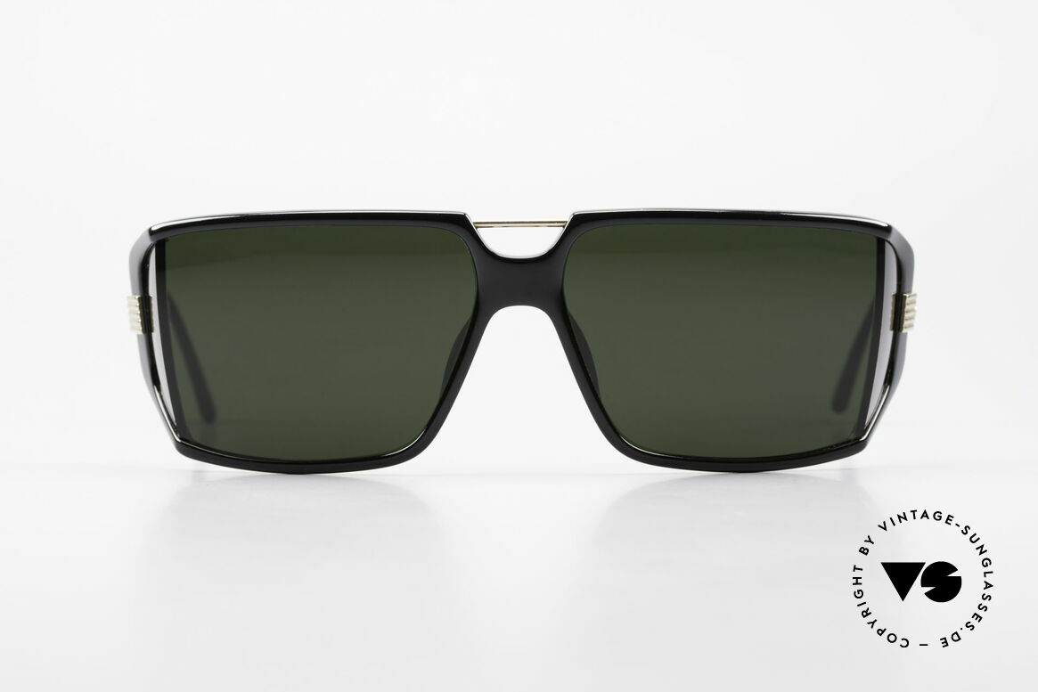 Christian Dior 2440 80's Dior Monsieur Sunglasses, outstanding quality thanks to brilliant Optyl material, Made for Men