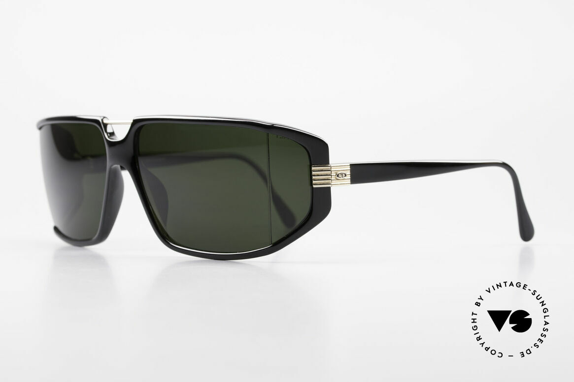 Christian Dior 2440 80's Dior Monsieur Sunglasses, the incredible OPTYL material does not seem to age, Made for Men