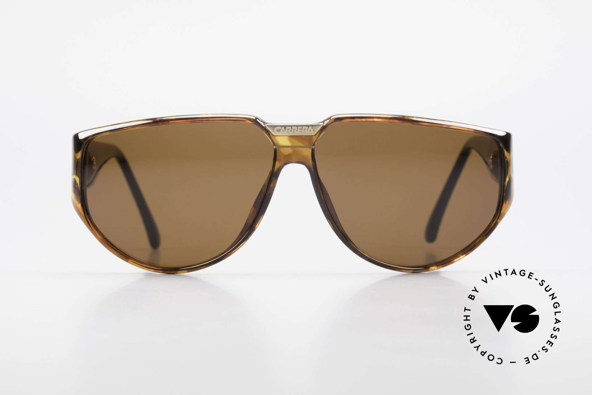 Carrera 5417 Rare 80's Sportsglasses Optyl, original catalog name: model 5417 Admiral, 65/11, Made for Men