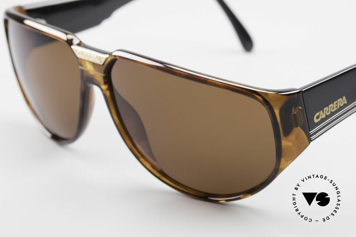 Carrera 5417 Rare 80's Sportsglasses Optyl, TOP quality, thanks to incredible OPTYL material, Made for Men