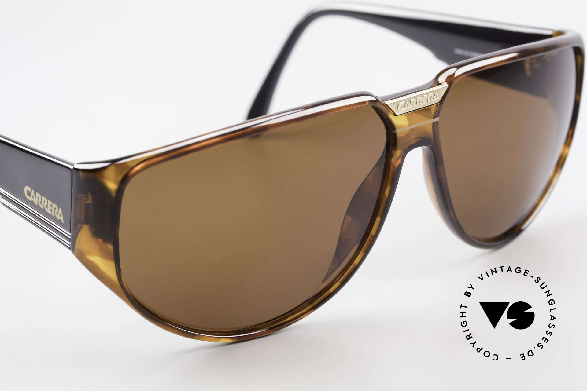 Carrera 5417 Rare 80's Sportsglasses Optyl, 30 years old unicum still shines like just produced, Made for Men