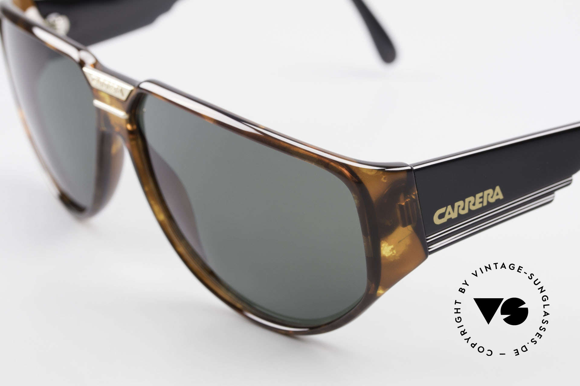 Carrera 5417 Designer 80's Sportsglasses, TOP quality, thanks to incredible OPTYL material, Made for Men