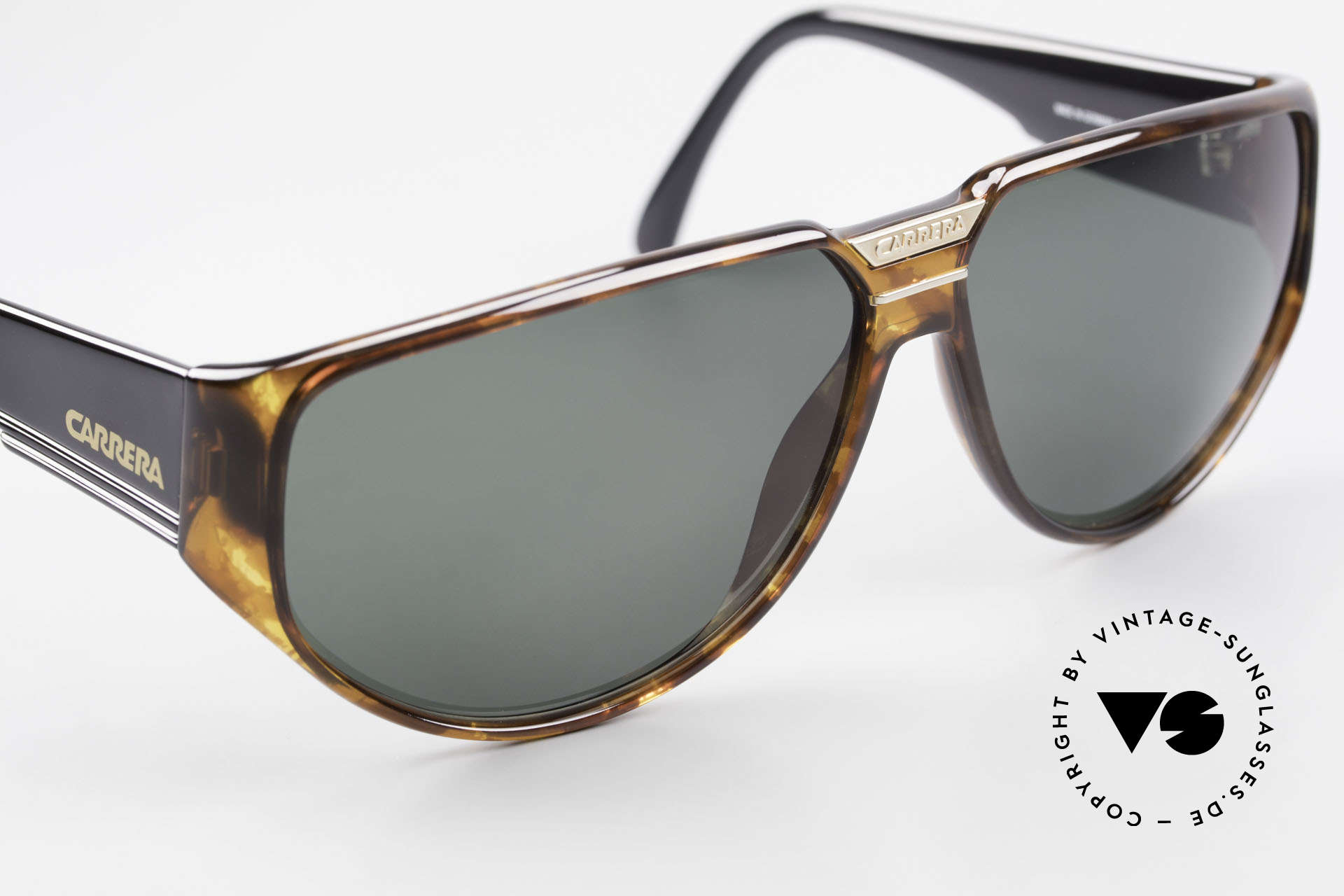 Carrera 5417 Designer 80's Sportsglasses, 30 years old unicum still shines like just produced, Made for Men