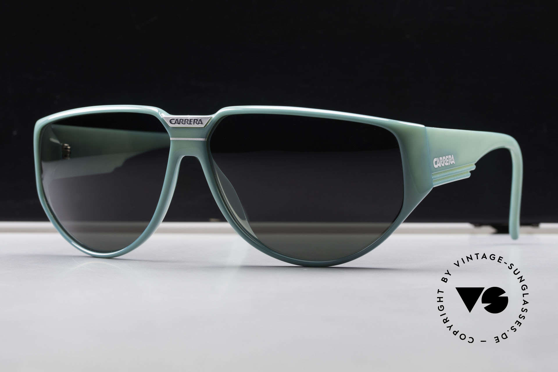 Carrera 5417 Vintage 80's Sports Sunglasses, TOP quality, thanks to incredible OPTYL material, Made for Men