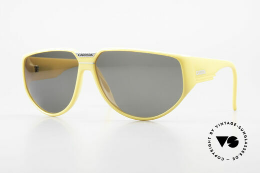 Carrera 5417 80's Vintage Sports Sunglasses Details