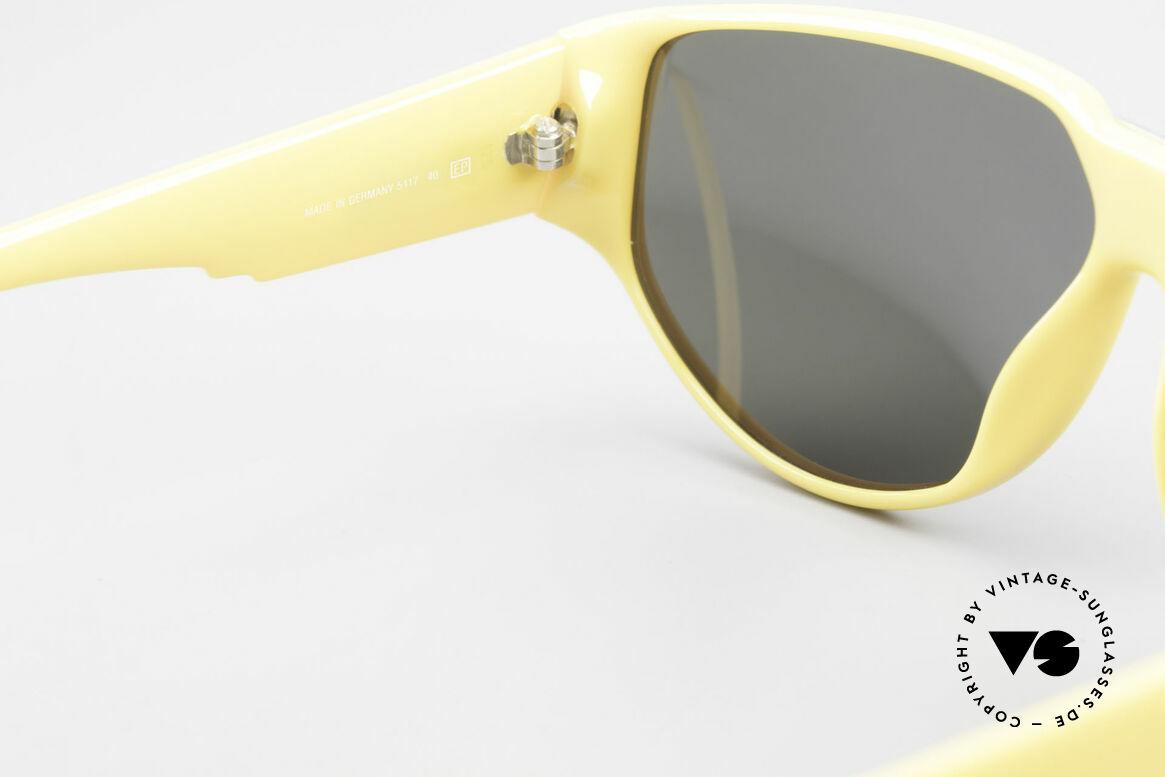 Carrera 5417 80's Vintage Sports Sunglasses, NO RETRO sunglasses, but an authentic 80s original, Made for Men