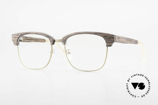 Kerbholz Albert Men's Wood Glasses Kingwood Details