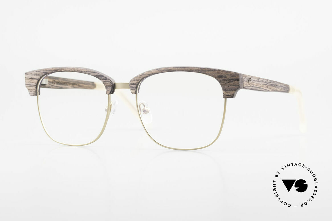 Kerbholz Albert Men's Wood Glasses Kingwood, gentlemen's glasses by Kerbholz, made in Germany, Made for Men