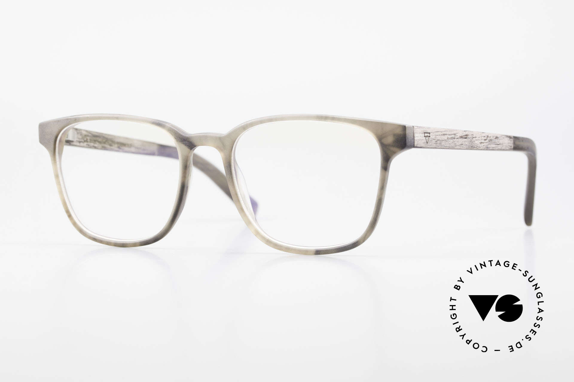 Kerbholz Ludwig Men's Wood Glasses Blackwood, classic men's glasses by Kerbholz, made in Germany, Made for Men