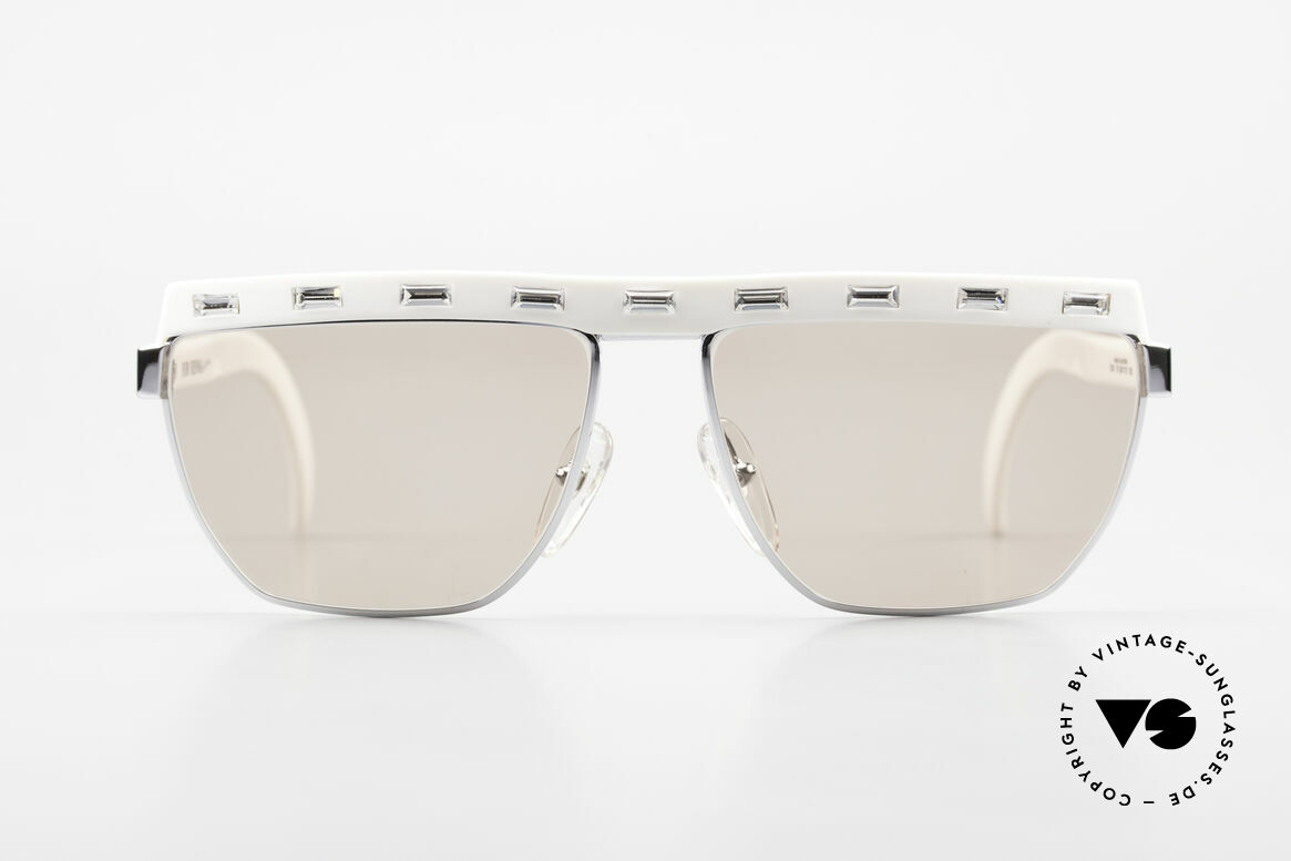 Paloma Picasso 3706 Crystal Gem Ladies Sunglasses, Paloma is the youngest daughter of Pablo Picasso, Made for Women