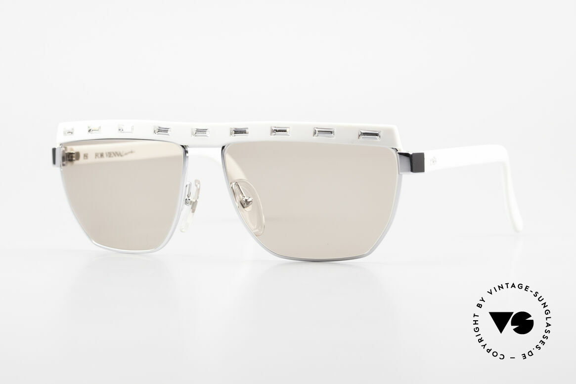 Paloma Picasso 3706 Crystal Gem Ladies Sunglasses, in 1990, Paloma created these beautiful sunglasses, Made for Women