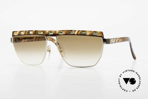 Paloma Picasso 3706 Ladies Gem Sunglasses 90's Details