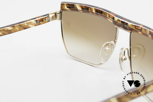 Paloma Picasso 3706 Ladies Gem Sunglasses 90's, unworn (like all our rare vintage designer sunnies), Made for Women