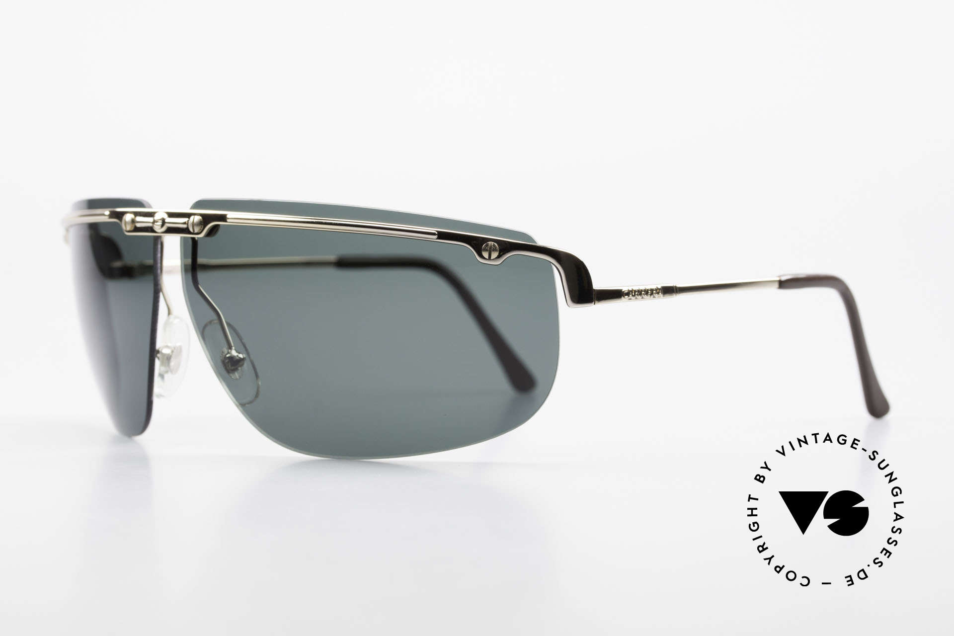 Carrera 5420 90's Wrap Sports Sunglasses, optimal eye PROTECTION from all angles of view, Made for Men