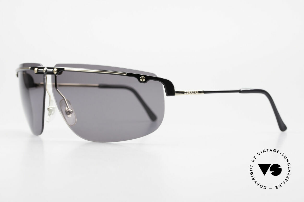 Carrera 5420 90s Wrap Around Sportsglasses, optimal eye PROTECTION from all angles of view, Made for Men