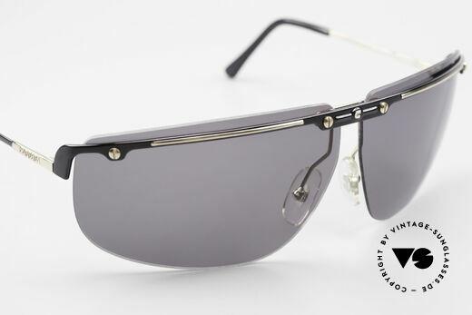 Carrera 5420 90s Wrap Around Sportsglasses, NO RETRO sunglasses, but a 30 years old original!, Made for Men