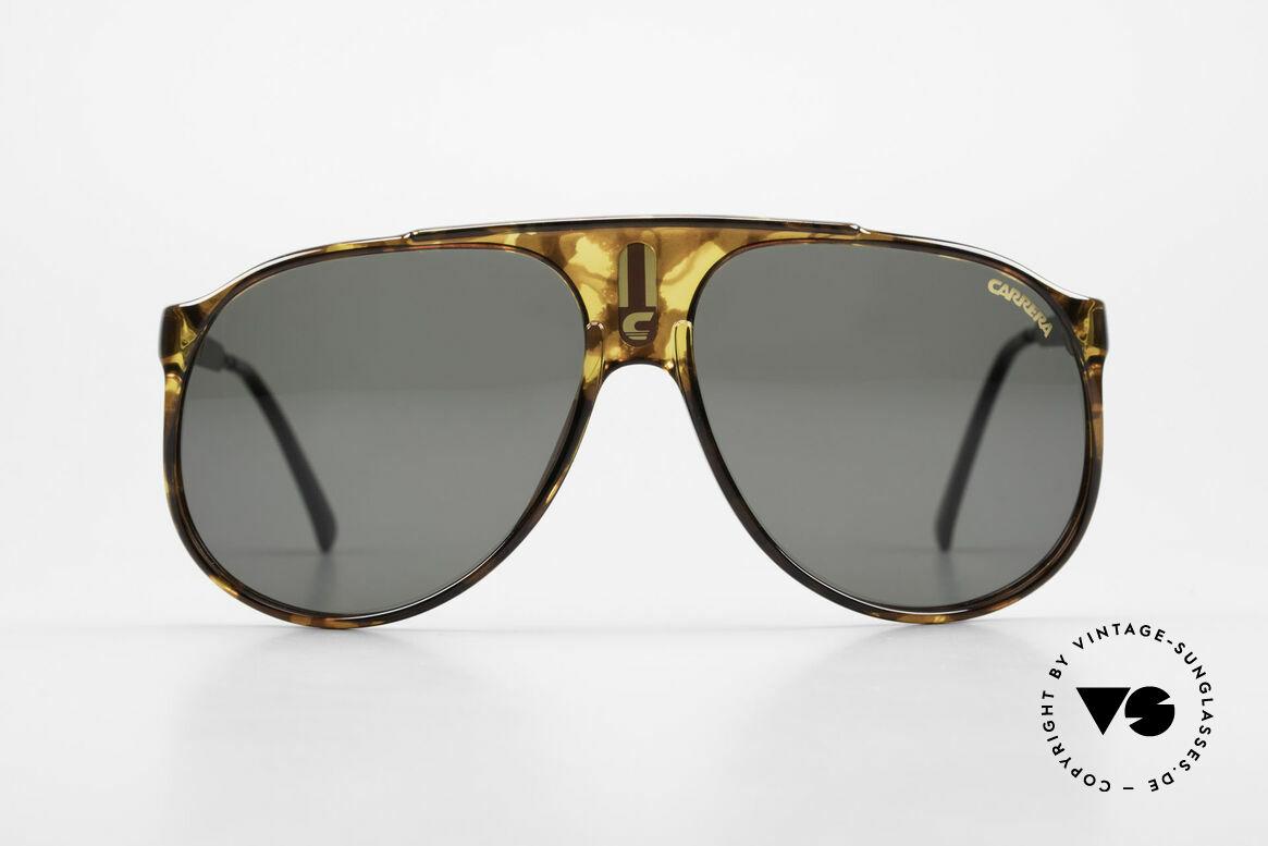 Carrera 5424 80's Aviator Sports Sunglasses, original catalog name: model 5424 Sky, size 62/13, Made for Men