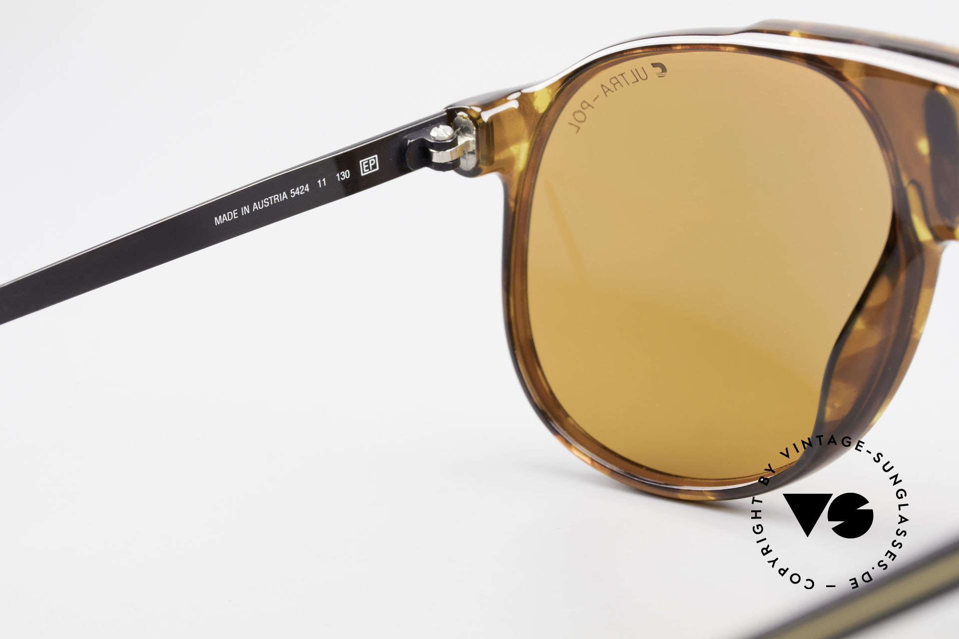 Carrera 5424 80's Sunglasses Polarized Lens, new old stock (like all our VINTAGE Carrera shades), Made for Men