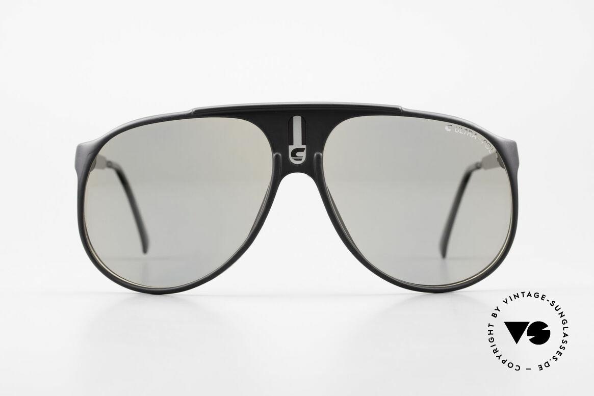 Carrera 5424 Sunglasses Polarized Lens 80's, original catalog name: model 5424 Sky, size 62/13, Made for Men