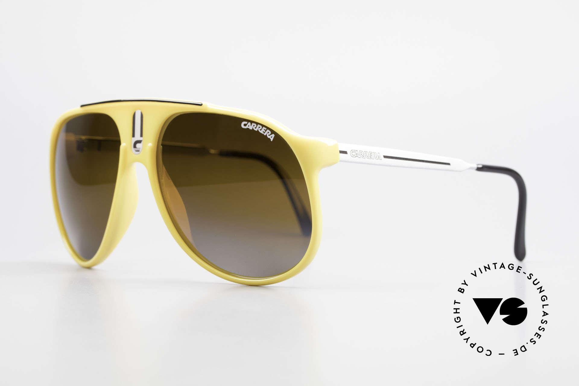 "Carrera 5424 Rare Mirrored 80's Sunglasses, combination of ""Sport Performance"" & aviator style, Made for Men"
