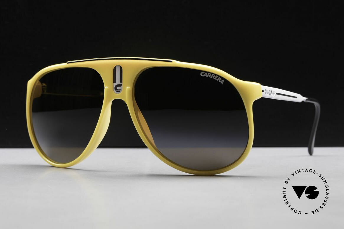 Carrera 5424 Rare Mirrored 80's Sunglasses, functional shades and a stylish accessory likewise, Made for Men
