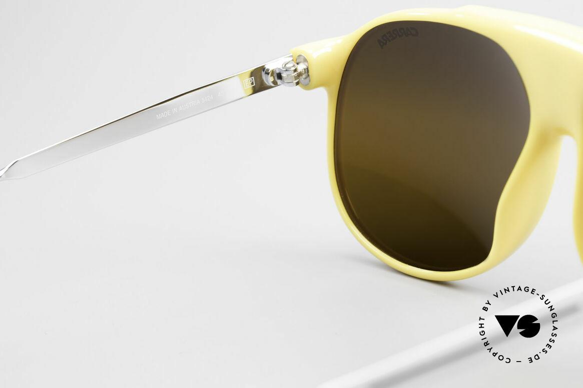 Carrera 5424 Rare Mirrored 80's Sunglasses, NO RETRO sunglasses, a rare ORIGINAL from 1989!, Made for Men