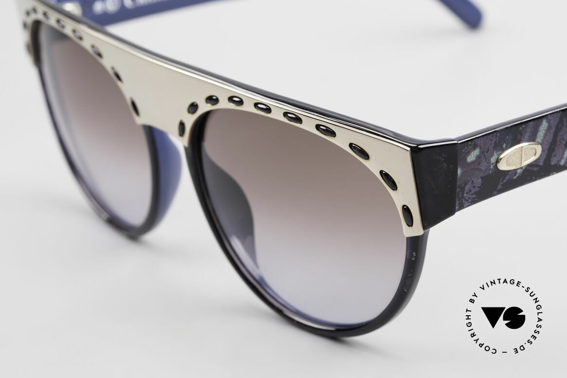 Christian Dior 2437 Vintage Ladies Sunglasses 80's, unworn vintage rarity; like all our Christian Dior shades, Made for Women