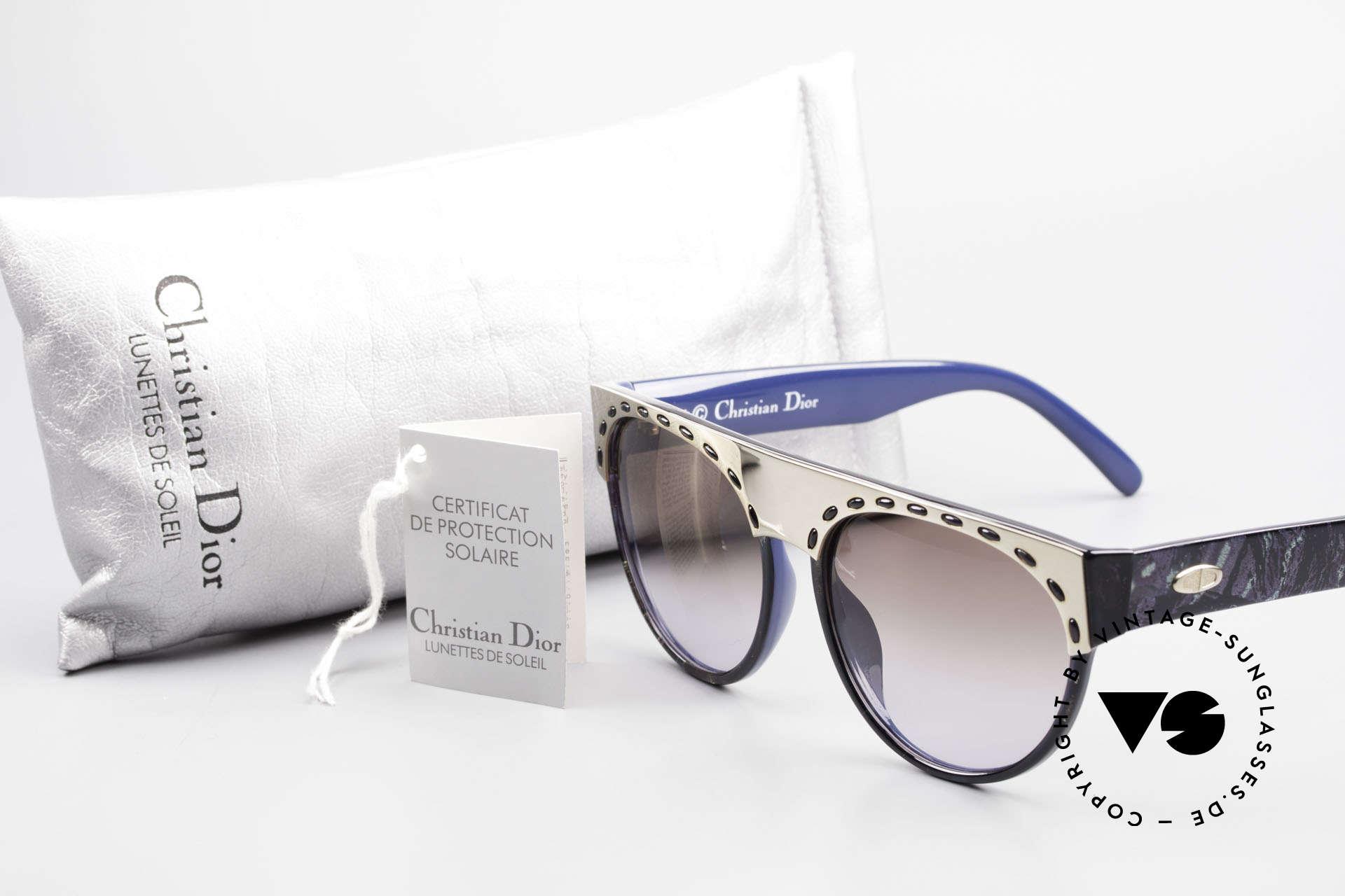 Christian Dior 2437 Vintage Ladies Sunglasses 80's, Size: medium, Made for Women