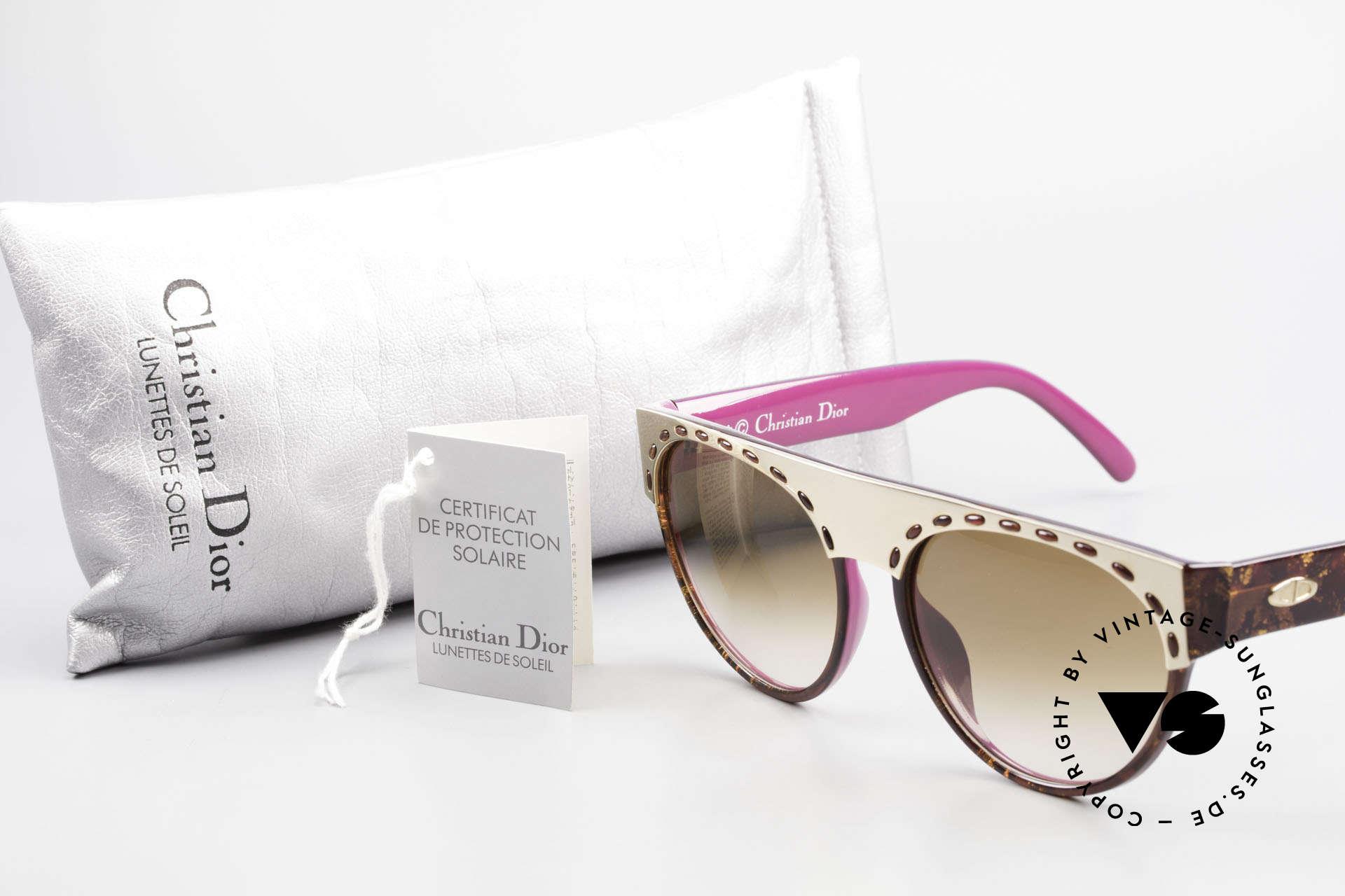 Christian Dior 2437 Ladies Sunglasses 80's Vintage, Size: medium, Made for Women