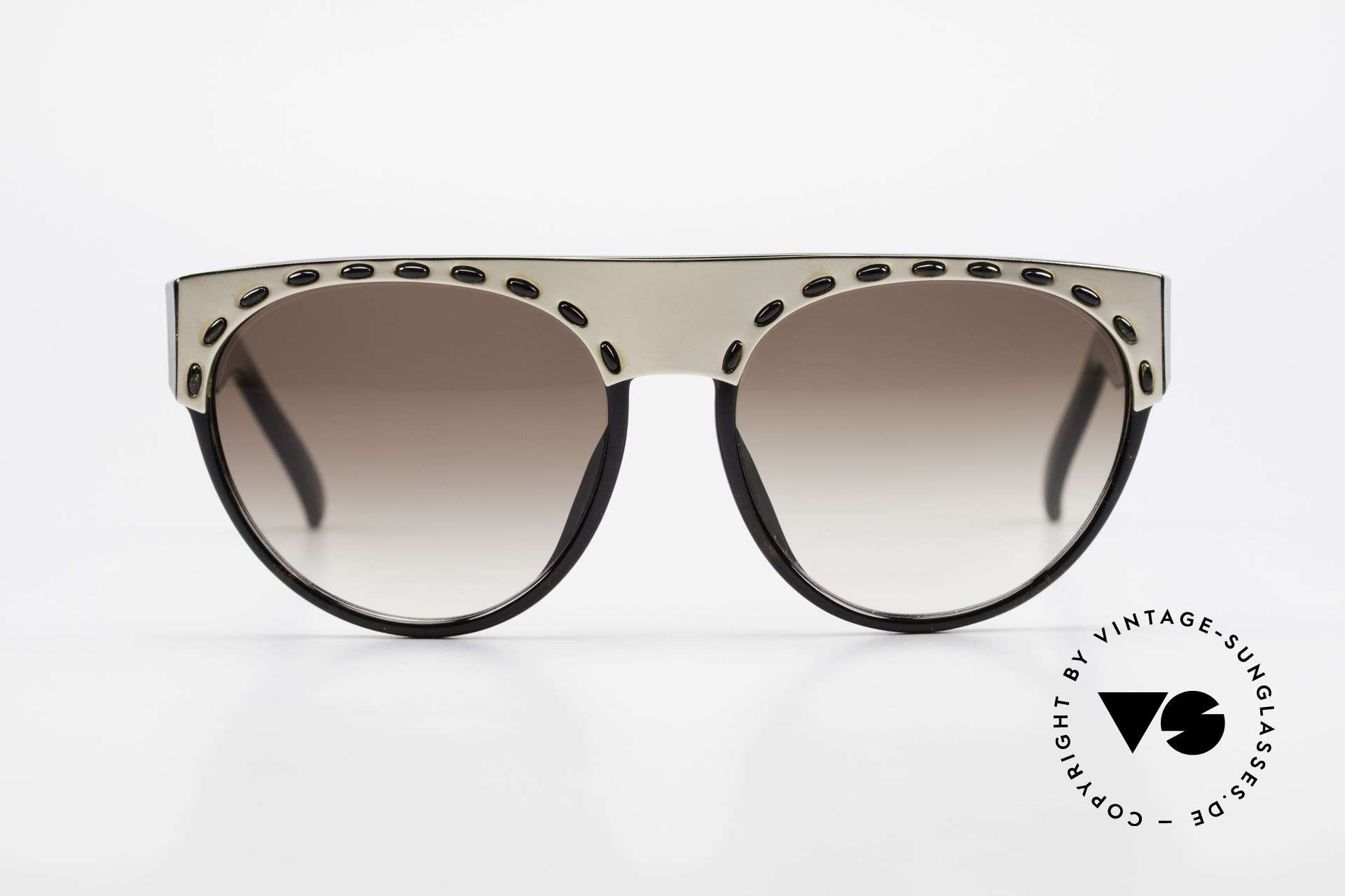 Christian Dior 2437 Ladies Sunglasses 80's Vintage, unique play of colors (check the pictures); true vintage, Made for Women