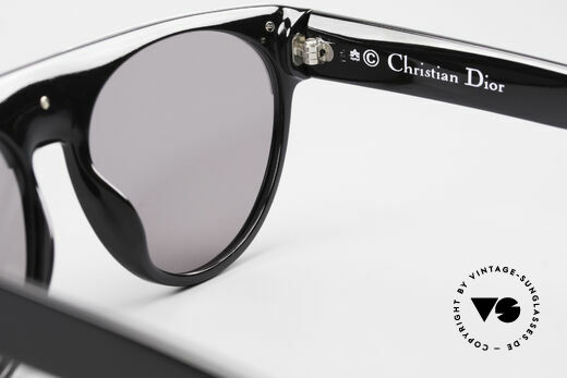 Christian Dior 2437 Ladies 80's Sunglasses Vintage, sun lenses (100% UV) can be replaced with prescriptions, Made for Women