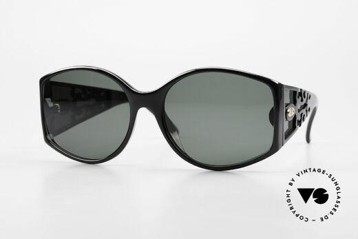 Christian Dior 2435 80's Designer Sunglasses Ladies Details