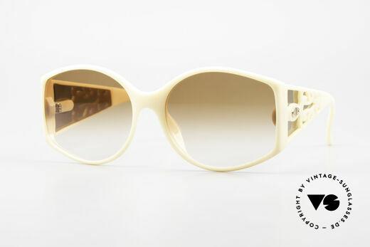 Christian Dior 2435 Ladies 80's Designer Sunglasses Details