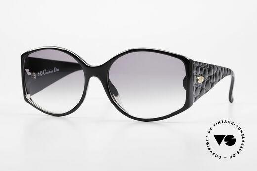 Christian Dior 2435 Designer Sunglasses Ladies 80's Details