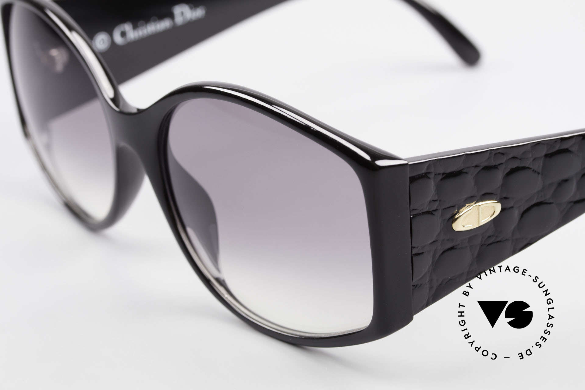 Christian Dior 2435 Designer Sunglasses Ladies 80's, never worn (like all our C. Dior designer shades), Made for Women