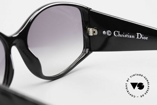 Christian Dior 2435 Designer Sunglasses Ladies 80's, sun lenses (100% UV) could be replaced optionally, Made for Women
