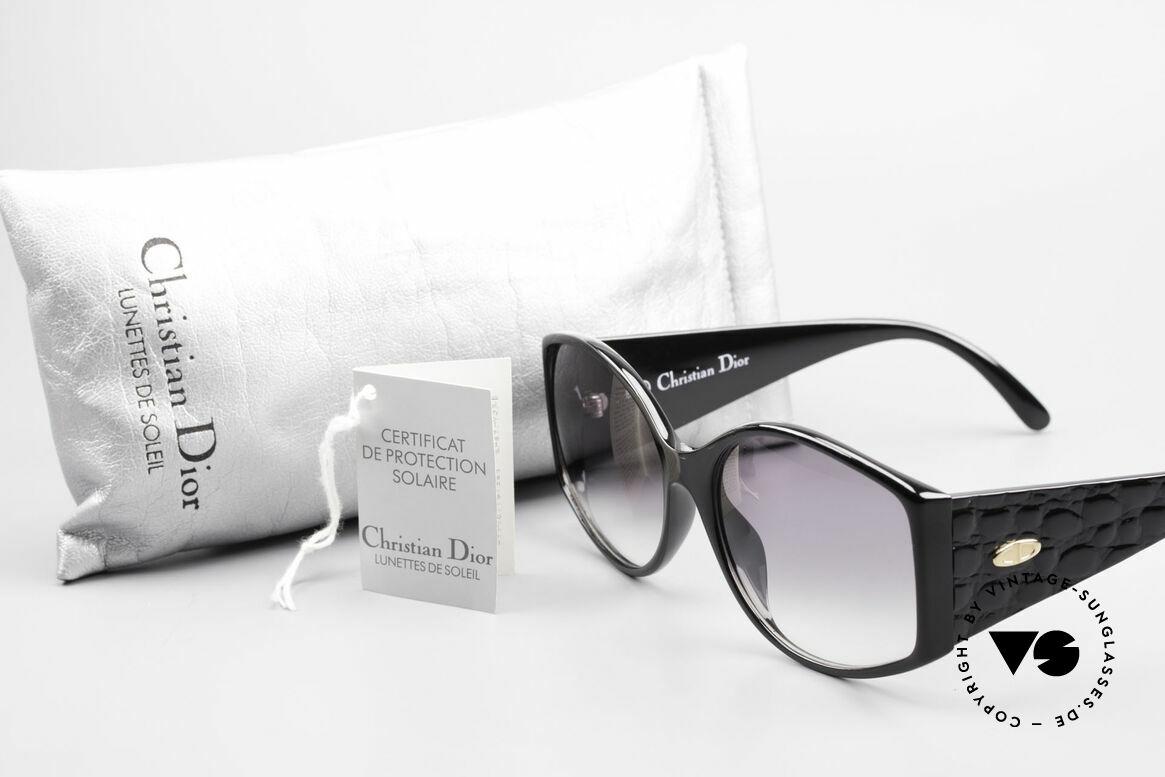 Christian Dior 2435 Designer Sunglasses Ladies 80's, Size: medium, Made for Women