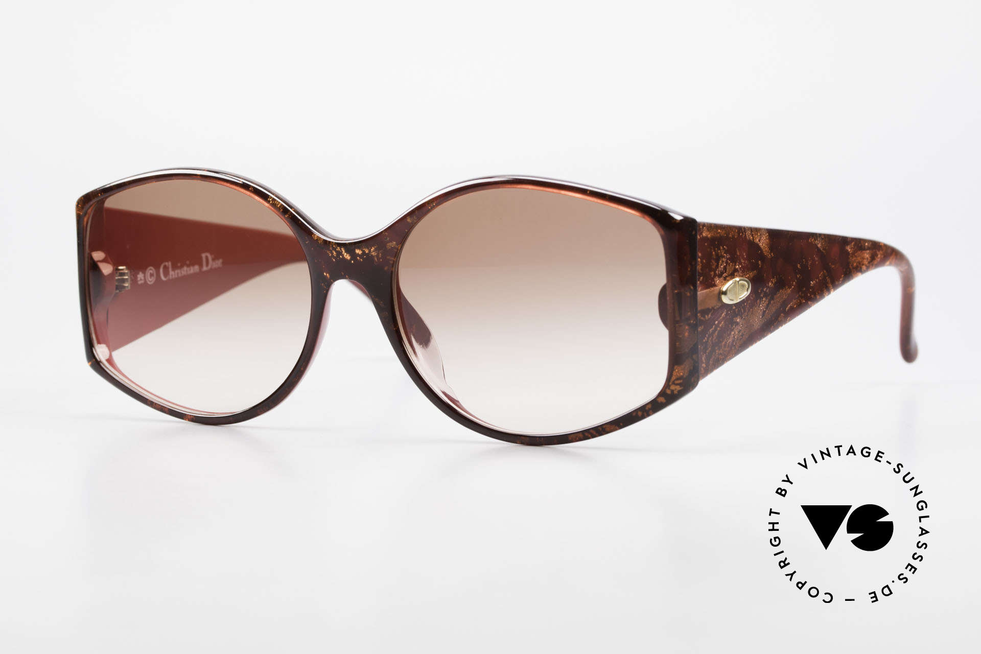 Christian Dior 2435 Designer 80's Sunglasses Ladies, magnificent DIOR vintage sunglasses from 1988, Made for Women