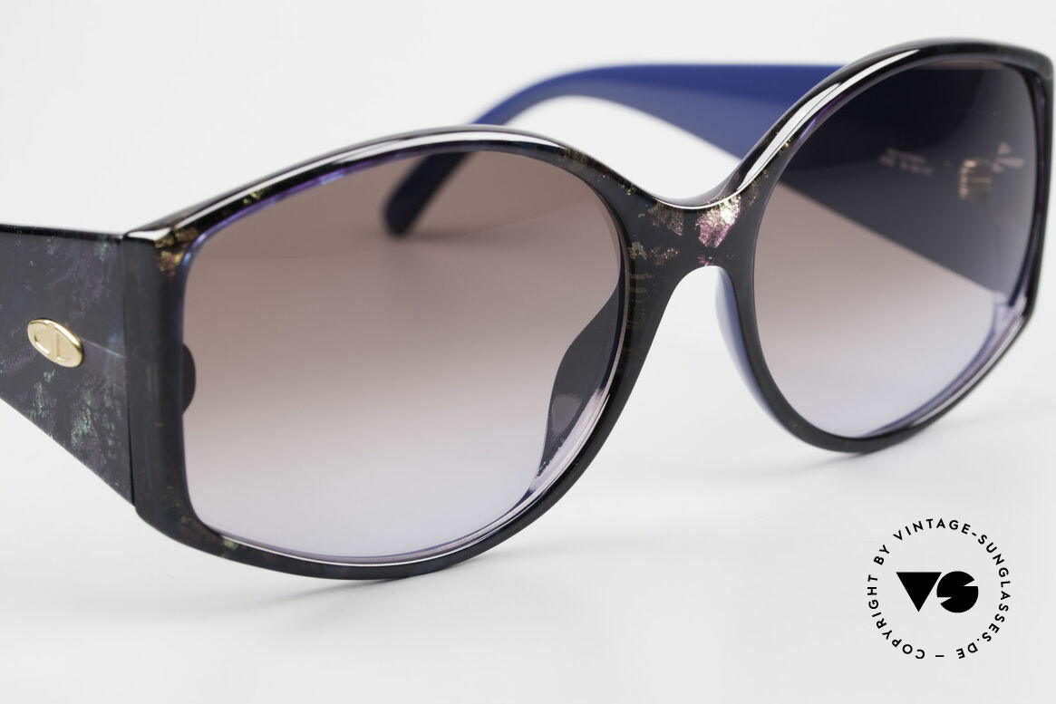 Christian Dior 2435 Ladies Designer Sunglasses 80's, never worn (like all our C. Dior designer shades), Made for Women