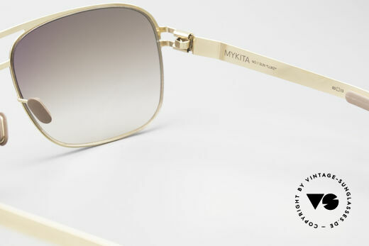 Mykita Luke Rare Luxury Shades From 2008, thus, now available from us (unworn and with orig. case), Made for Men
