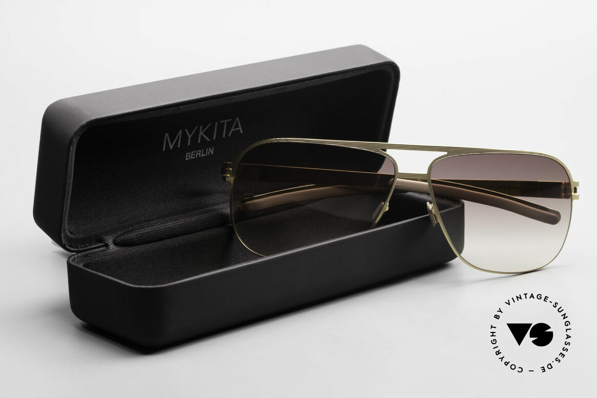 Mykita Luke Rare Luxury Shades From 2008, Size: large, Made for Men
